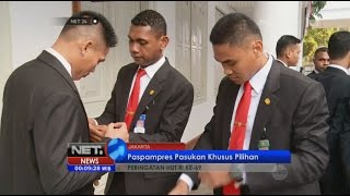 Kisah Paspampres, Pasukan Khusus Pilihan - NET24