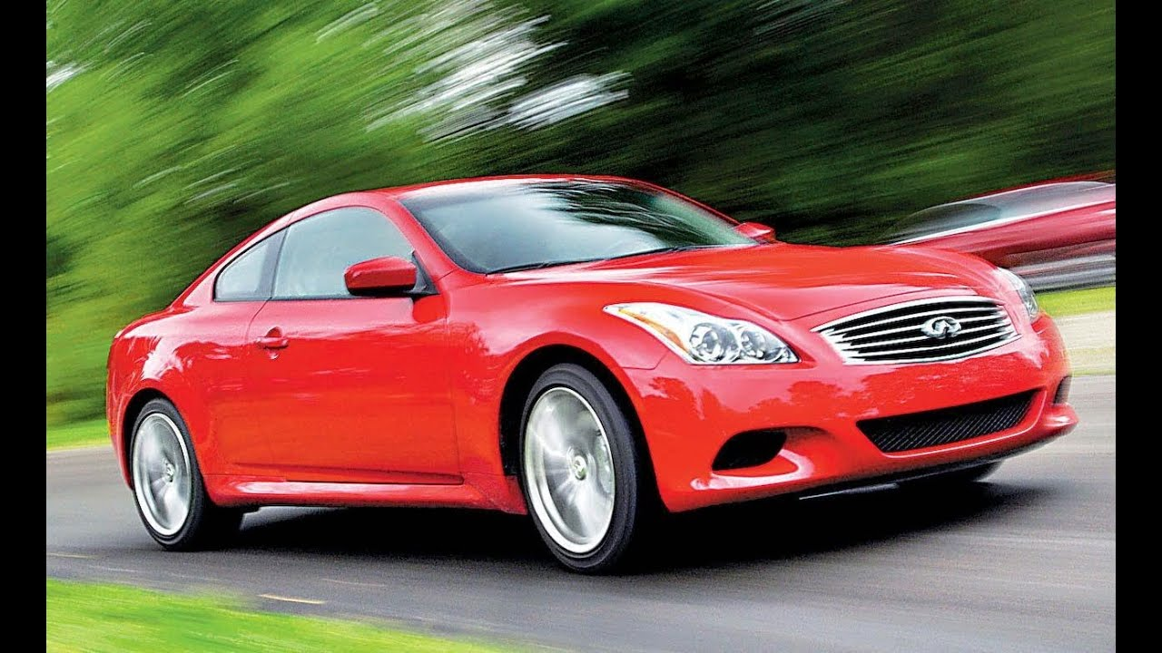 2009 Infiniti G37 10best Cars Car And Driver