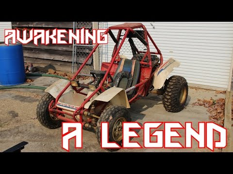 Awakening A Legend (Honda Odyssey FL350)