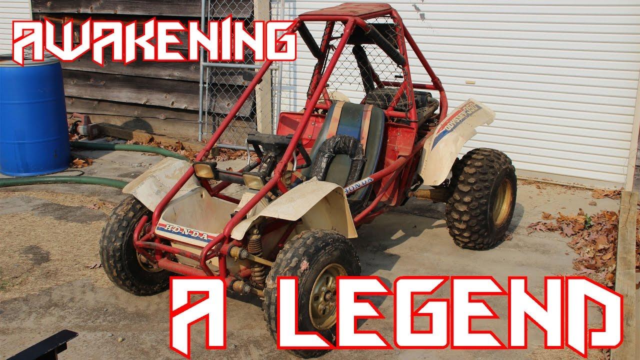 Awakening A Legend (Honda Odyssey FL350) - YouTube