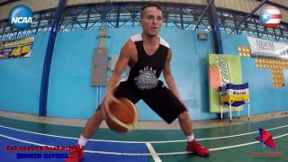 ncaa d 1 players kj maura umbc angel rivera su intensive basketball tuff workout