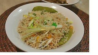 Fried rice in Kiswahili