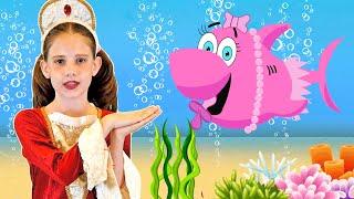 Princess Baby Shark | Kids Songs & Nursery Rhymes | Princess Version by Chu Chu Ua