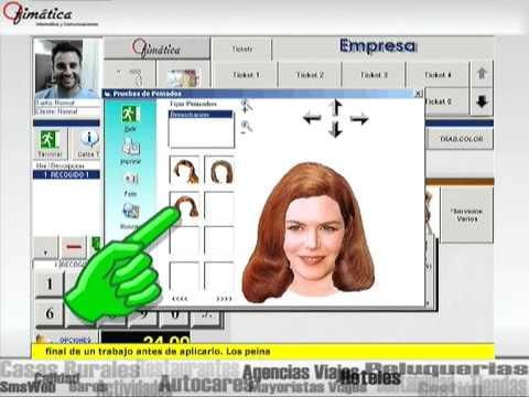 ofipeluq software especializado para peluquer as y