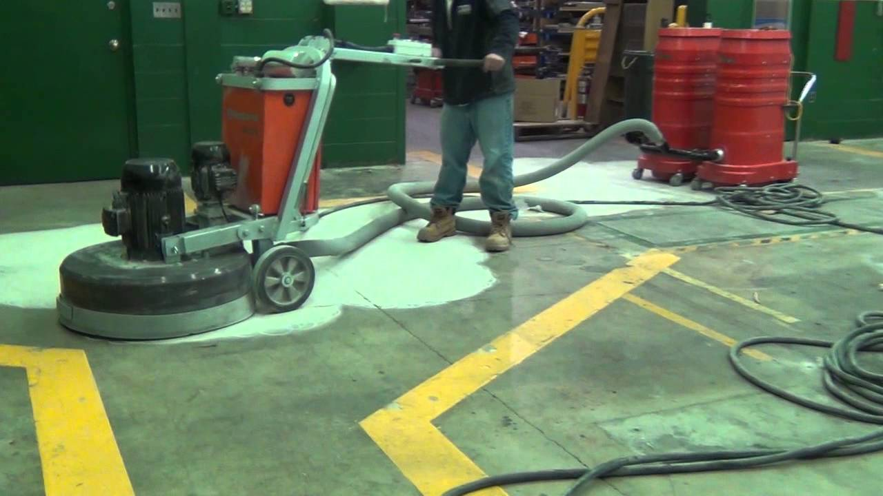220 S Duovac Vacuum By Ruwac Overview Concrete Grinding Http Www You