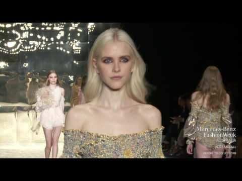 ALICE MCCALL COLLECTION MERCEDES-BENZ FASHION WEEK AUSTRALIA RESORT 18 COLLECTIONS