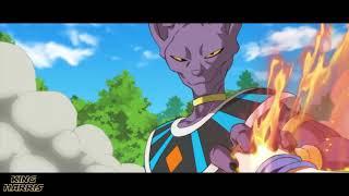 LIL UZI - DARK QUEEN - SUPER SAIYAN GOD GOKU VS BEERUS (1080pHD 60FPS)