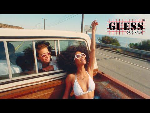 GUESS Originals Summer '21 Campaign   #GUESSOriginals