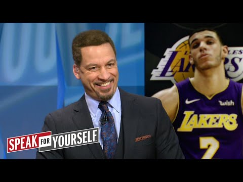 Broussard and Whitlock disagree about LaVar's antics impacting Lonzo   SPEAK FOR YOURSELF
