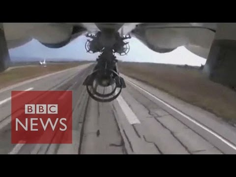 Syria conflict: Russia violation of Turkish airspace 'no accident' BBC News