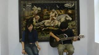 Người ở người về (Acoustic Cover) Đặng Thủy ft. Đặng Trường Giang