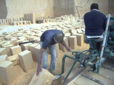 Stone Cutting Machine Youtube