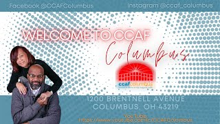 Welcome to CCAF Columbus Sunday Morning Worship! | Sunday, April 18, 2021