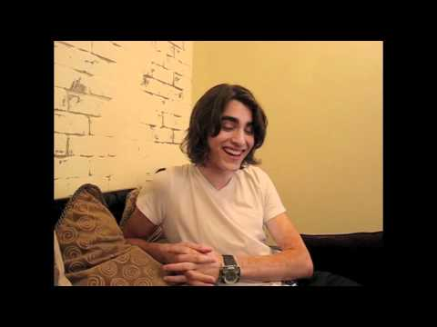 Blake Michael from LEMONADE MOUTH!
