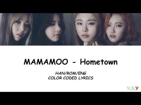 Mamamoo (마마무) - Hometown (고향이) [Han/Rom/Eng Lyrics]