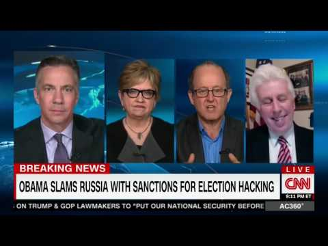 "Jim Sciutto schools Jeffrey Lord refusing to believe CIA/FBI because ""Bay of Pigs"""
