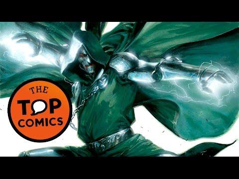 7 cosas que debes saber de Doctor Doom