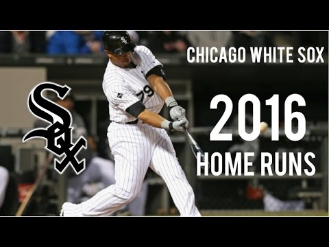 Chicago White Sox | 2016 Home Runs (168)