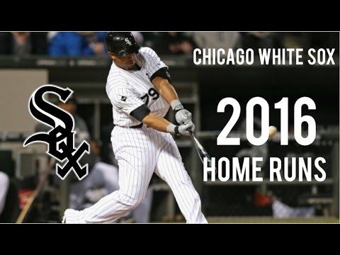 Chicago White Sox | 2016 Home Runs (168)