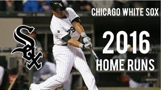 Chicago White Sox   2016 Home Runs (168)