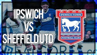 Ipswich Town vs Sheffield United - FA Cup Third Round 06/01/18