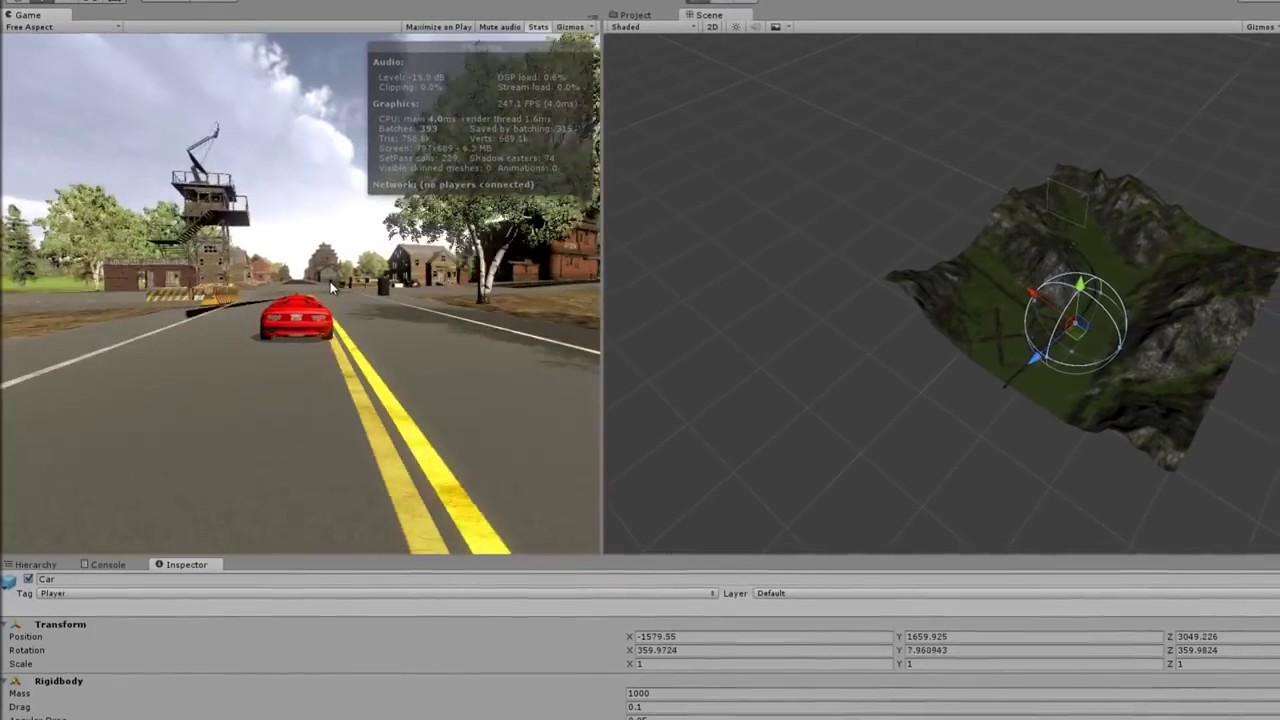Unity Asset Store Pack - Infinite world streaming (load and unload memory)  (Download link below)