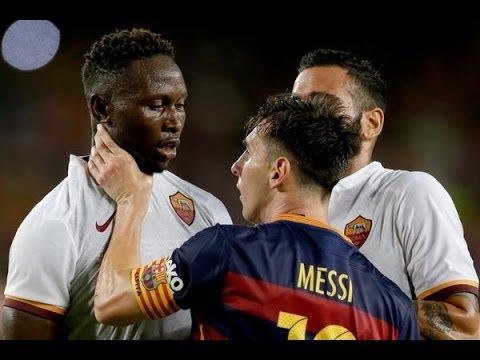 les plus fortes Bagarres entre joueurs dans le monde du football