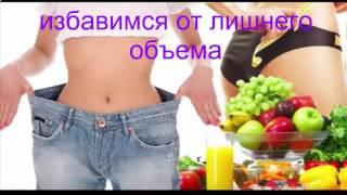 рецепты для похудения на каждый день меню