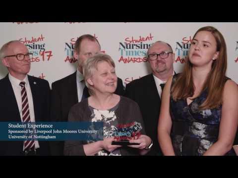 Student Nursing Times Awards 2017 Highlights