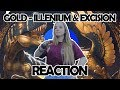 Gold by Illenium & Excision - Reaction