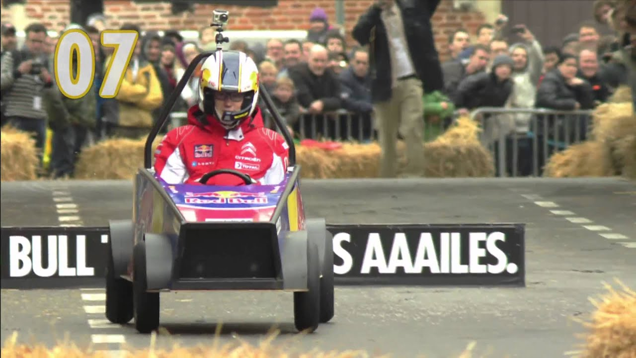 Top 10 Crashes - Red Bull Soapbox Race 2013 Germany - YouTube