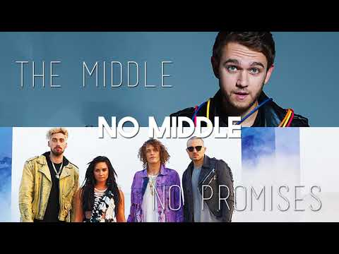 No Promises vs. Middle (MASHUP) Cheat Codes, Demi Lovato, Zedd, Maren Morris