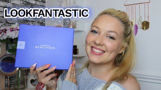 LOOKFANTASTIC BEAUTY BOX OCTOBER 2020 UNBOXING | Sammy Louise