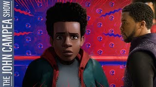 Why Spider-Verse Deserves Best Picture Over Black Panther - The John Campea Show