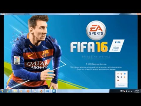 How to play fifa 16 full version for free Turk DM bypass career mode and more HD