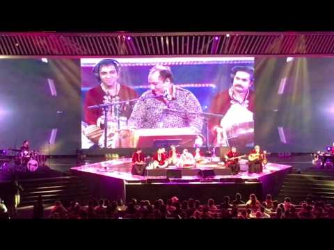 2017 Singapore National performance by Rahat Fateh Ali Khan, playing the hits from Debaang.
