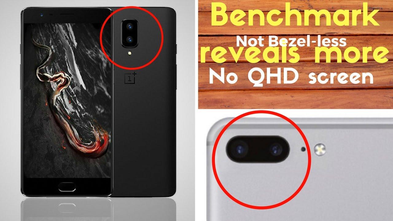 Leaked OnePlus 5 Renders Hint At Vertical Dual Camera Setup