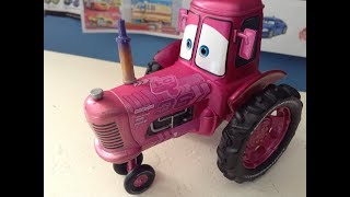 Disney Cars Disney Store Tank Coat (Rich Mixon) Tractor Review! (Chaser!)