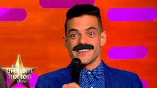 Rami Malek Sings Bohemian Rhapsody! - The Graham Norton Show BBC AMERICA
