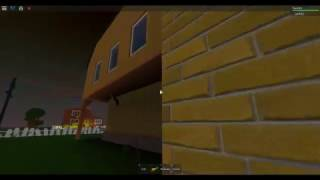 HELLO NEIGHBOR ROBLOX EDITION ITS AWESOME!!!!!!!!!!!!!