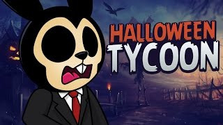 ROBLOX: MY HALLOWEEN FACTORY - Halloween Tycoon iTownGamePlay