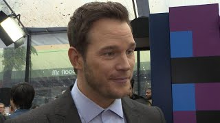 Chris Pratt on Why Katherine Schwarzenegger Is Too Perfect for Words