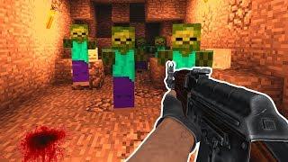ЧЕРНОБЫЛЬ МАЙНКРАФТ! ЗОМБИ АПОКАЛИПСИС В МАЙНКРАФТ! МАЙНКРАФТ ВЫЖИВАНИЕ! - (Minecraft - Сериал)