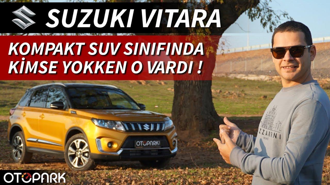 Makyajlı Suzuki Vitara 1.4 GLX 4x4 | TEST