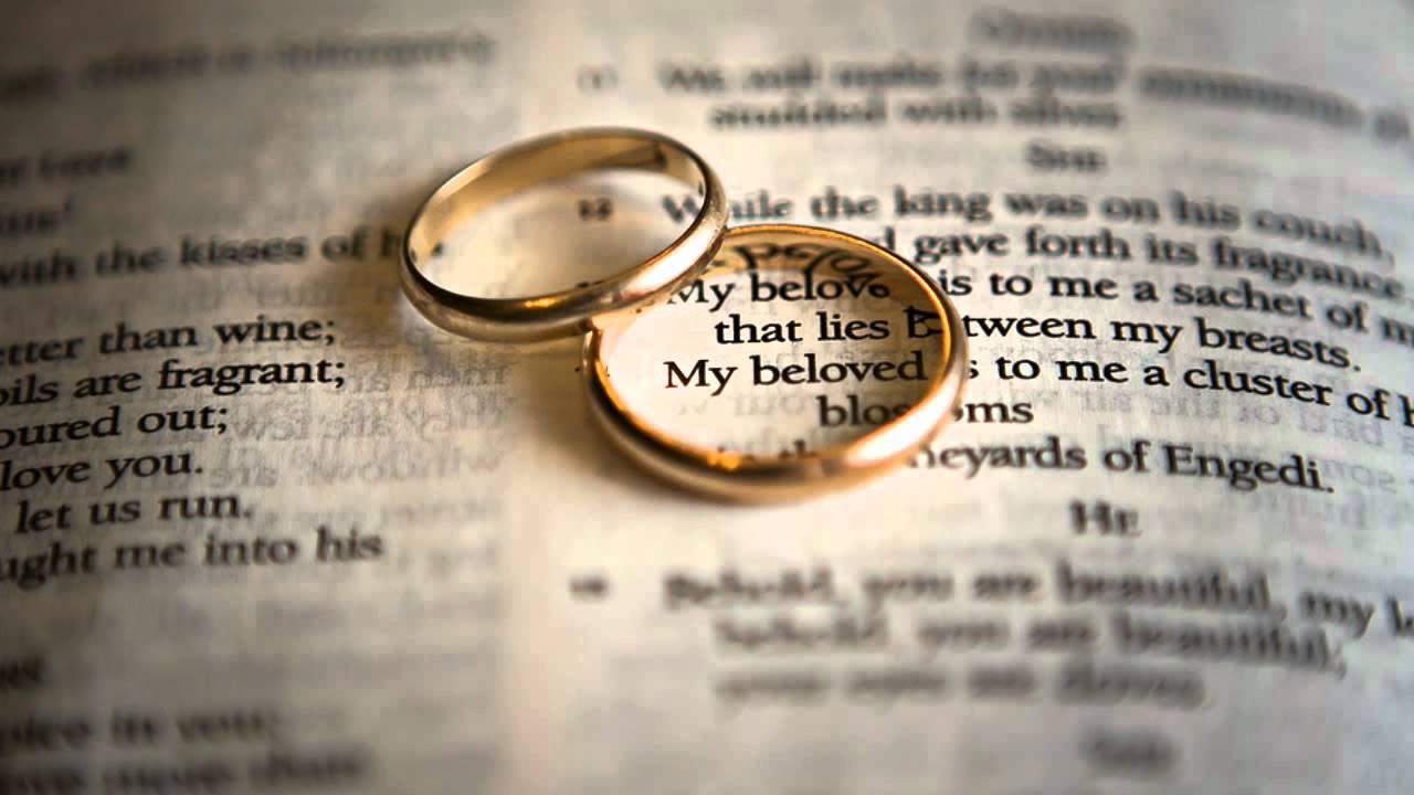 bible readings for weddings song of solomon