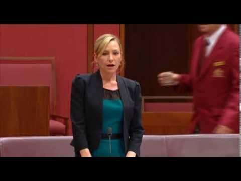 Larissa Waters Speech on Clean Energy Legislation Repeal Bill - complete