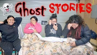 👻  OUR PARANORMAL EXPERIENCES STORY TIME | THEY WERE BEING HAUNTED!