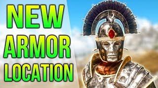 Skyrim Creation Club - Best Armor Mod Yet!
