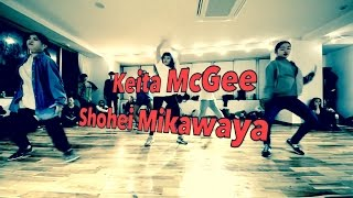 riot ten strapped keita mcgee shohei mikawaya   collab class vol 1