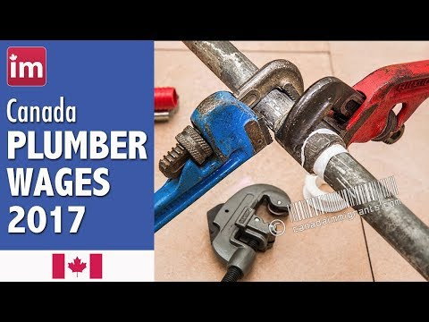 Plumber Salary in Canada | Jobs in Canada 2017